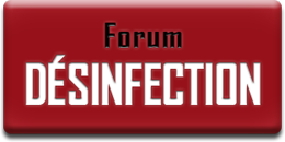 Forum de d�sinfection